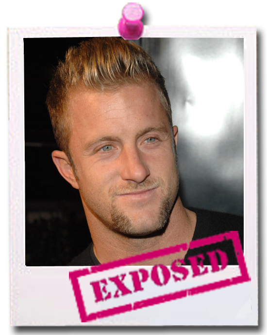 Scott Caan. Caught Naked