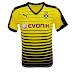 Imagem da suposta nova camisa do Dortmund vaza na internet