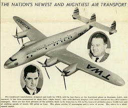 *** Historic 'CONNIE' Flight ***