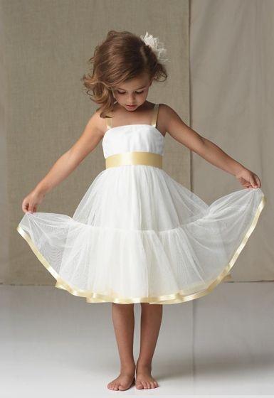 WATTERS - Vestidos para Niñas - Damas de Honor