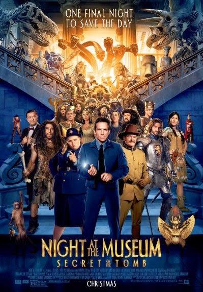 Đêm Ở Viện Bảo Tàng 3 - Night at the Museum: Secret of the Tomb