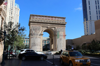 Las Vegas - Arc de triomphe