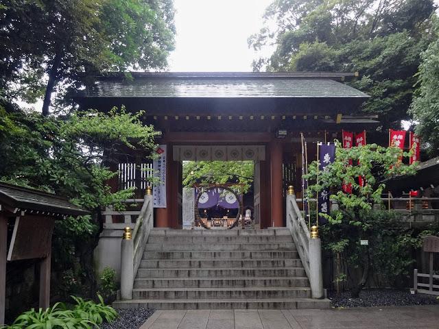 東京大神宮,神門,飯田橋〈著作権フリー無料画像〉Free Stock Photos