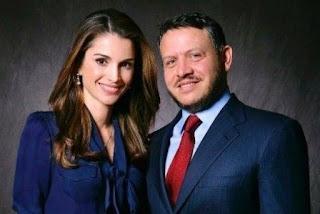 Foto Ratu Rania Yordania Wanita Cantik Muslim Terkaya di Dunia
