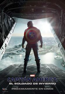 Capitán América 2: El soldado de invierno (2014) [Latino]