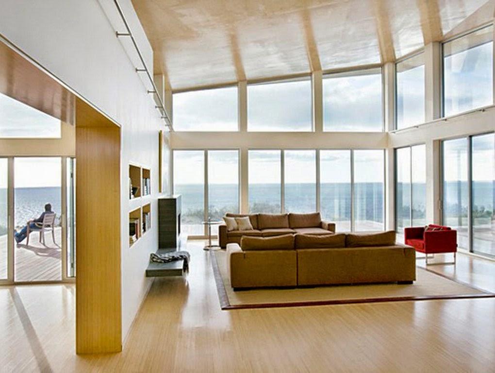 Interior Decor for Coastal House Plans