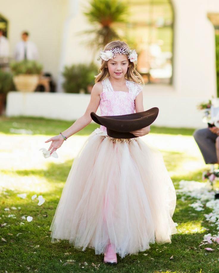 Vestidos de Fiesta para Niñas de estilo para una Boda