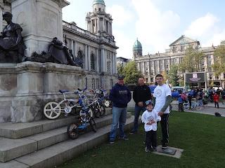 Belfast City BMX Club Ciclovia