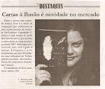 Livro CARTAS À ILUSÃO