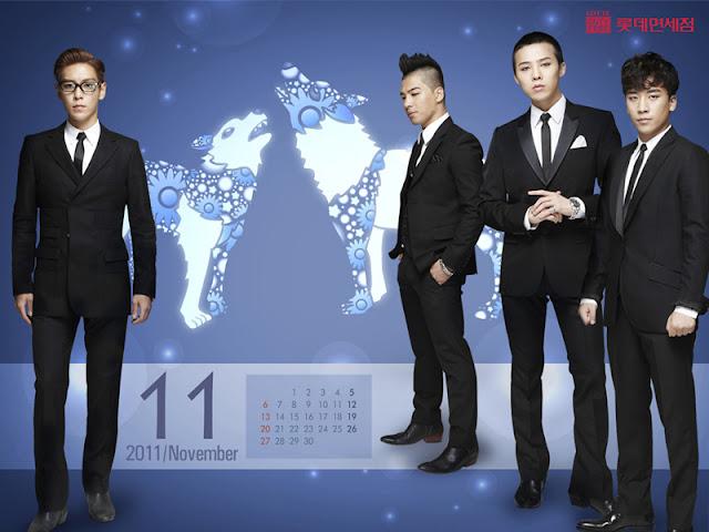 Big Bang Photos - Page 3 Bigbang-lotte-calendar-a