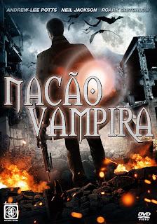Nação Vampira - DVDRip Dublado