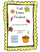 Fall Leaves Art and Poem and a FREEBIE!