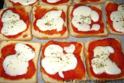 pizzette speedy di pancarrè