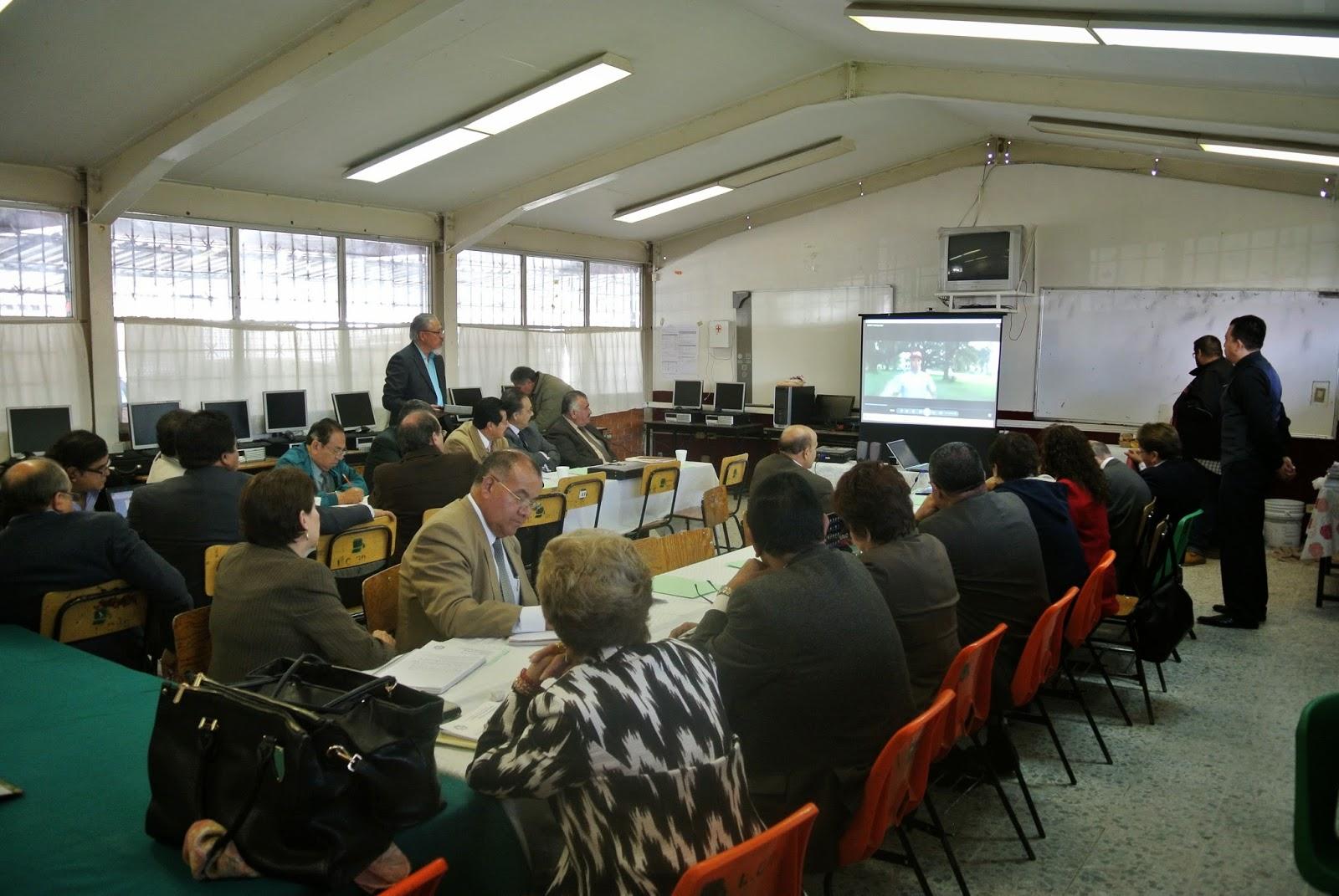 Se llevó a cabo la Sexta Sesión de CTE Departamental en la EST 137
