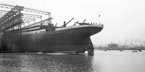La construcci n del titanic taringa - Construccion del titanic ...