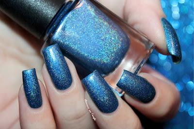 "Swatch of the nail polish ""Calypso"" by Peita's Polish"