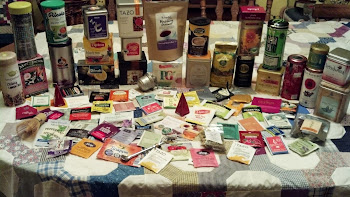 so many teas, so little time!