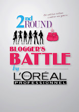 Blogger's Battle by L'Oréal Professionnel