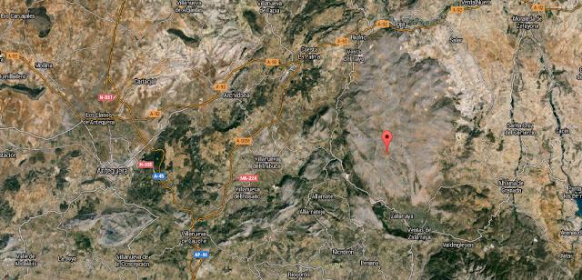 un terremoto en zafarraya granada se siente en malaga