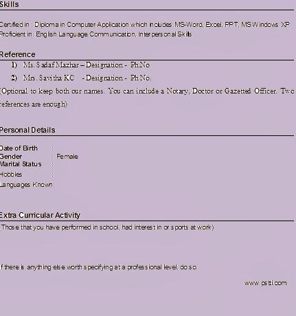 personal statements mu career center university of missouri