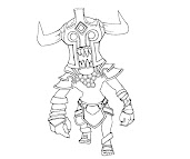 #9 Dota 2 Coloring Page