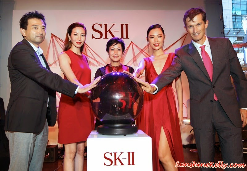 Change Destiny, the Secret of Staying Beautiful Forever, SK-II Pitera House, Fauziah Latiff, Shir Chong, Carla Soong, Ong Yuh Hwang, Nicolas de La Giroday