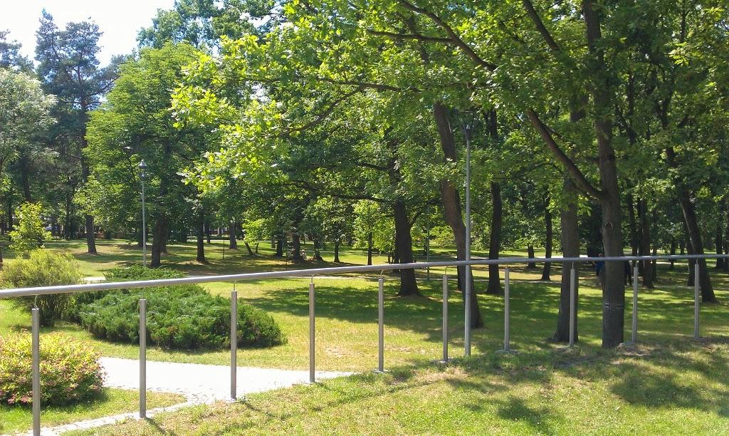 Park Zdrojowy - Konstancin-Jeziorna