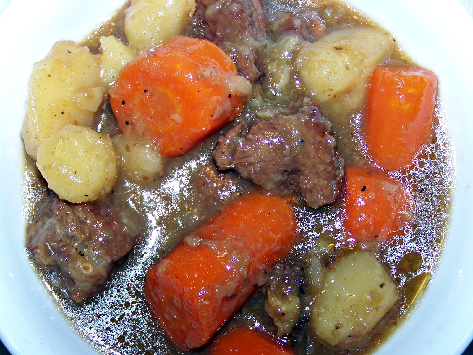 how to make a good beef stew