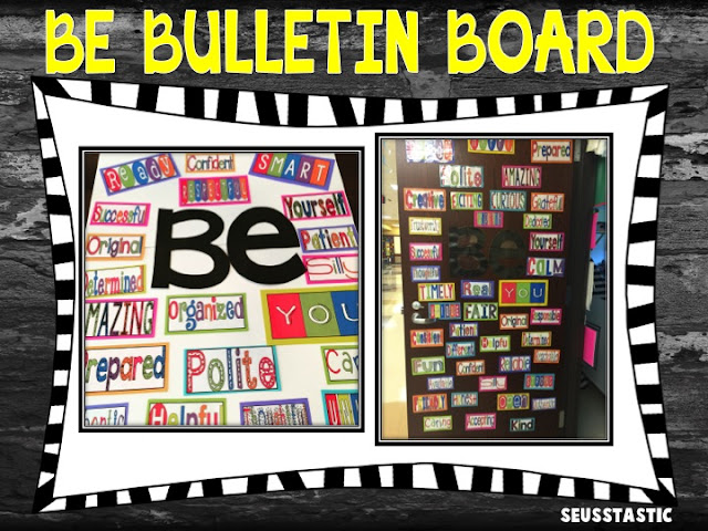 Be Bulletin Board