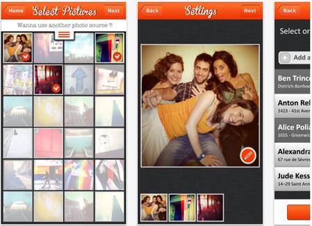 Printic envía tus fotos como si fueran polaroid desde tu iPhone - www.dominioblogger.com