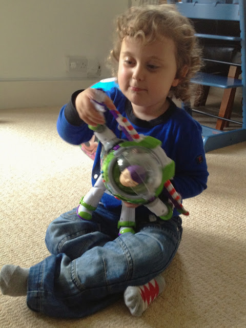 Day 245 of The 366 Project - Ben and Buzz
