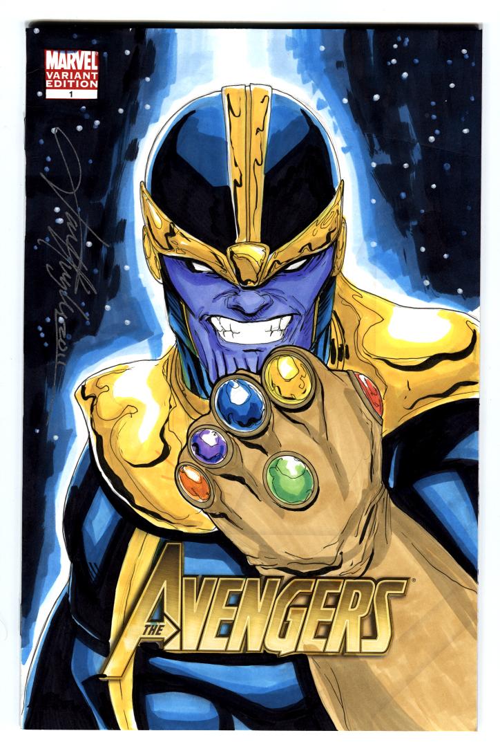 The Delano Observer: The Avengers - 860.5KB