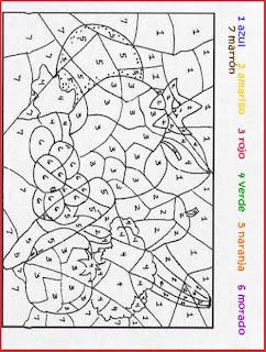 Colorear Por Numeros Adultos colorearconnumeros024 Números Pintar