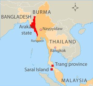 Sejarah Umat Islam Rohingya di Myanmar
