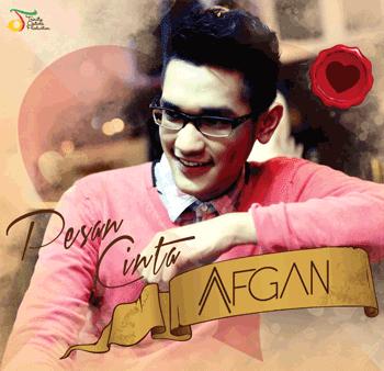 Afgan - Pesan Cinta MP3