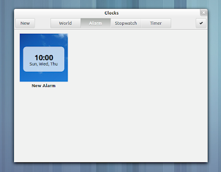 gnome 3.6 clocks