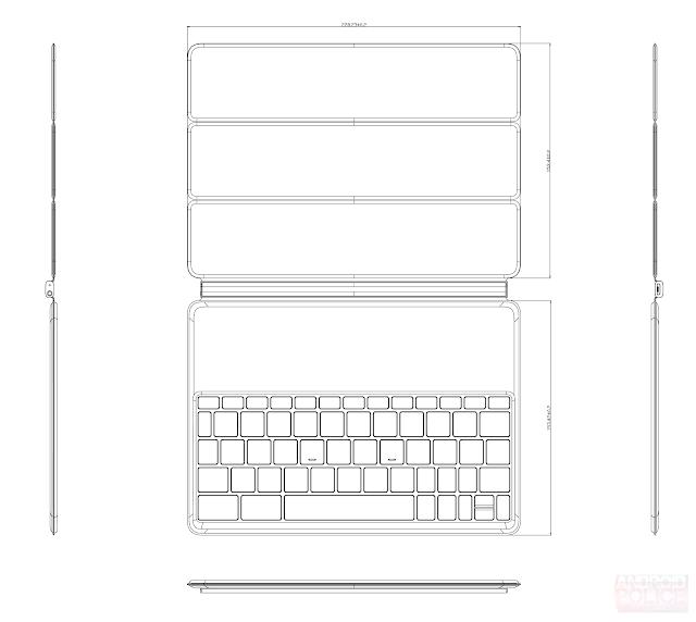 Nexus Keyboard Folio Case