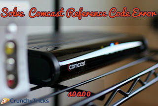 solve comcast reference code error s0a00