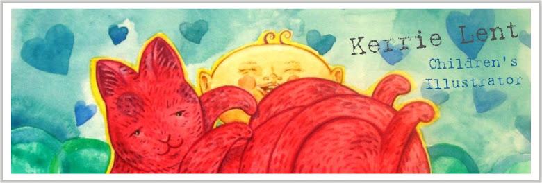 Kerrie Lent Children's Illustration