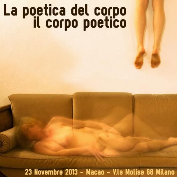 Mostre fotografiche, reading poetici e musica al Macao di Milano sabato 23 novembre 2013