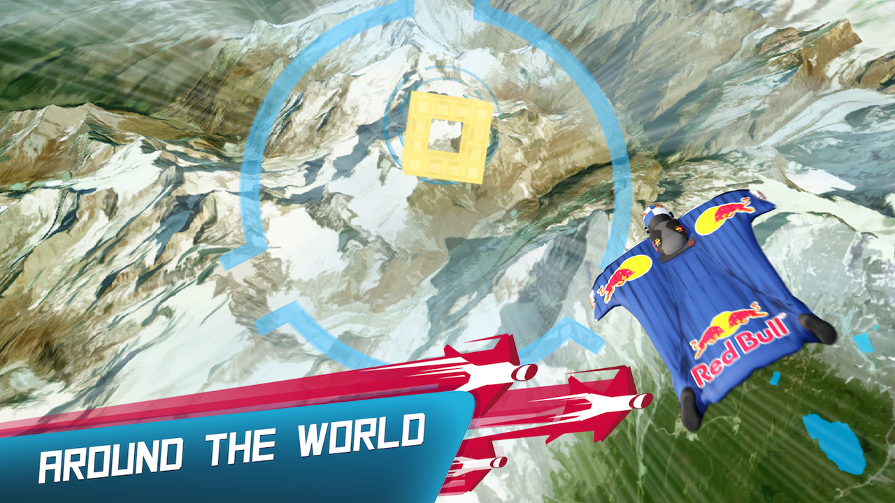 Red Bull Wingsuit Aces Gameplay IOS / Android