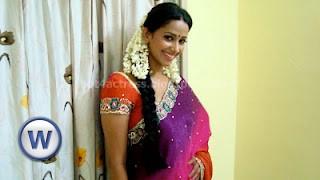 bollywood, tollywood, hot, Actress, sanjana, saree, pics