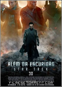 Star Trek - Além da Escuridão Torrent Dual Audio