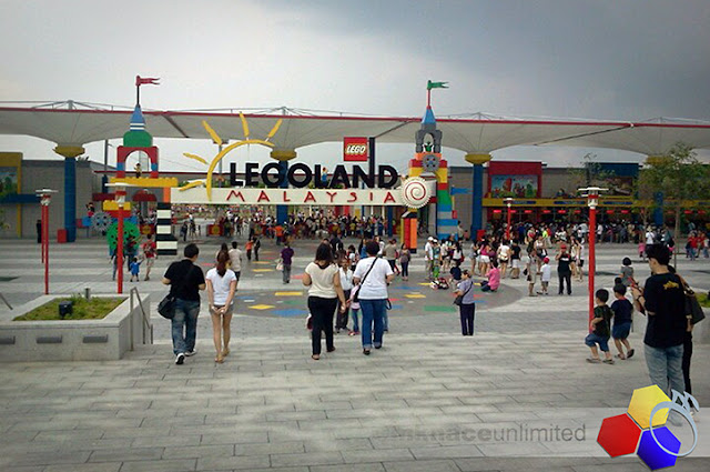 mknace unlimited™ | Legoland Getaway 29/9 updated