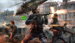 Modern Combat 5 Blackout Apk Mod+Hile İndir