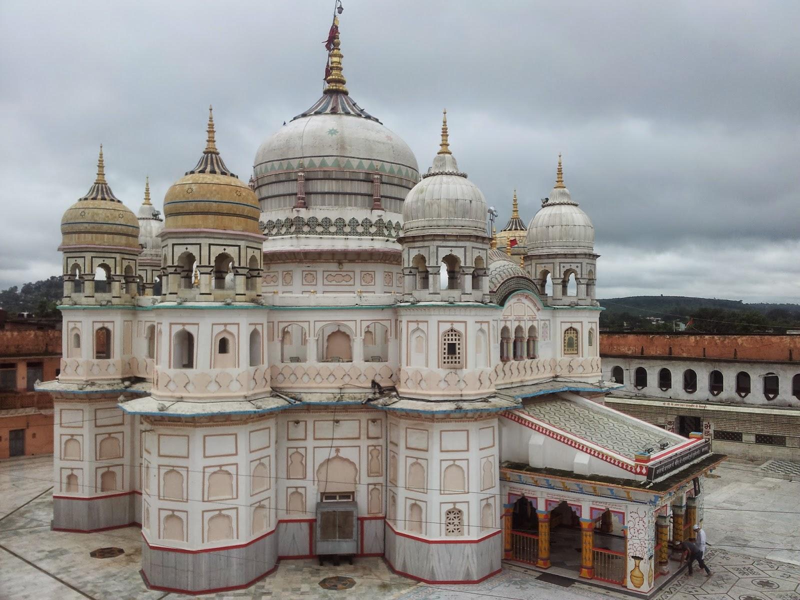 Shree 5 Padmavatipuri, Dham: Pannadham Temple's Images