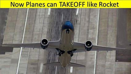 Vertically take off Boeing 787-9 dreamliner flights reduce traveling time
