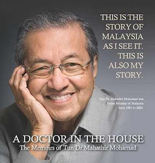 Errors in Dr M's memoir