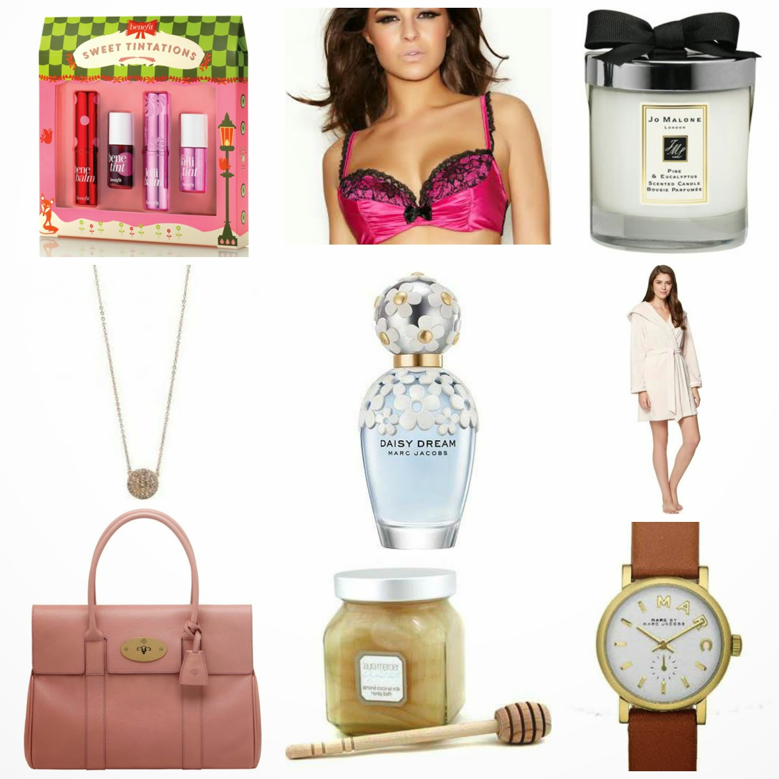 A touch of luxury christmas gifts for her china doll for Luxury gifts for her