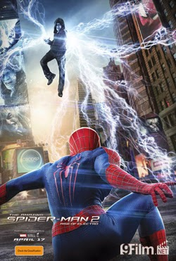 The Amazing Spider Man 2: Rise of Electro 2014 poster